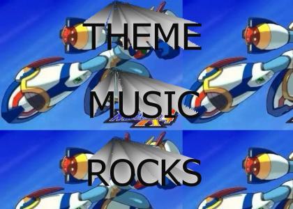 Megaman X4 Theme