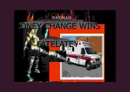 Mortal Kombat Kicks an Ambulance