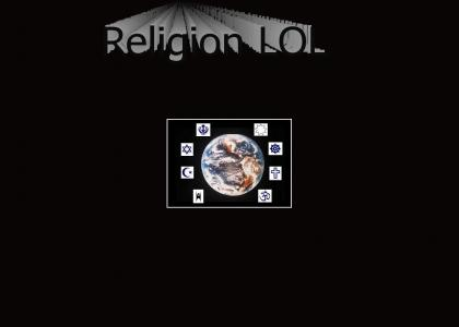 all religion is fake