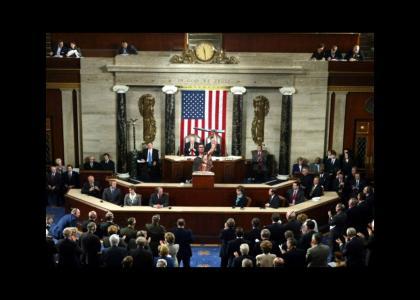 Ash Adresses Congress [new line]