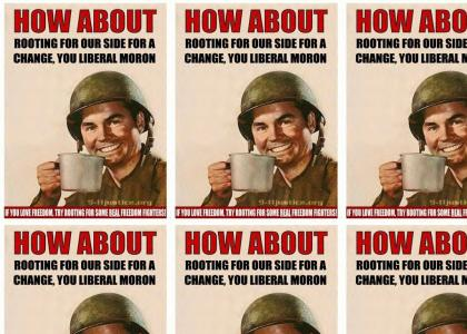 Liberals suck