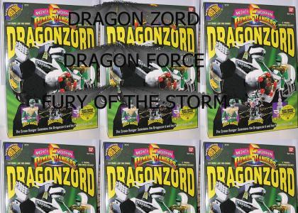 Green Ranger Dragon Force