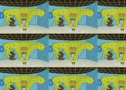 Spongebob Is Still Tripping Balls