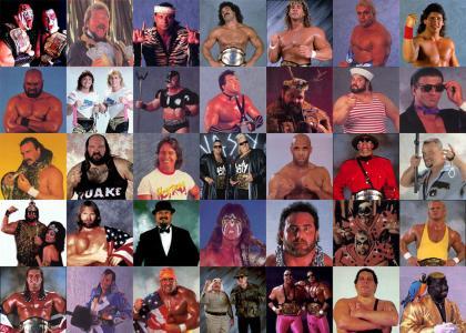 Long Live WWF