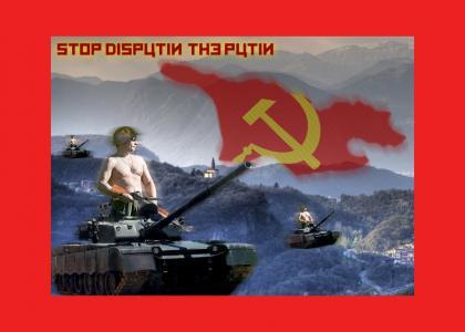 Putin Tank