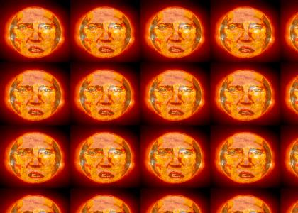 Walken on the Sun