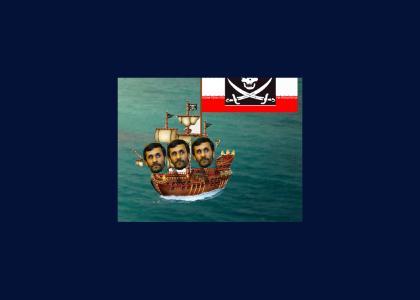 Pirates of the Iraqi waters
