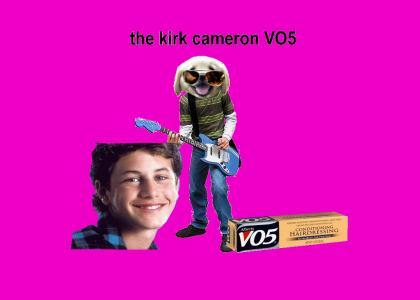 the kirk cameron VO5
