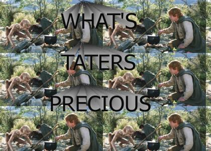 What's Taters