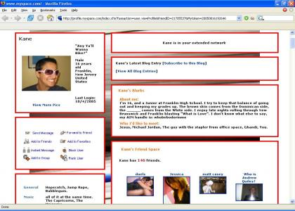 Myspace Homo