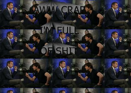 Tom Cruise admits it!