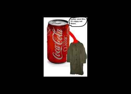 Coke cares