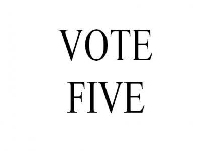 Vote Five