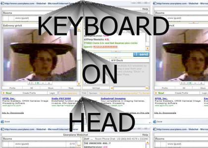 PTKFGS: Bauman Keyboard on head [New Sound]
