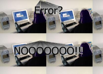 Vader hates Macs