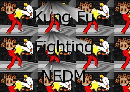 Kung fu Fighting NEDM