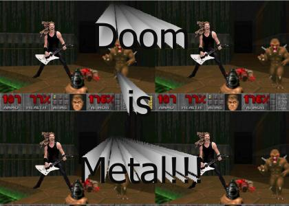 Metallica in Doom