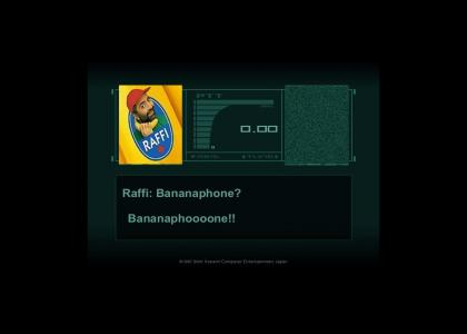 Metal Gear Bananaphone