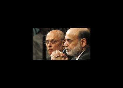Henry Paulson & Ben Bernanke