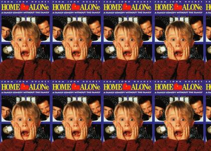 OMG, Secret Nazi Home Alone !!