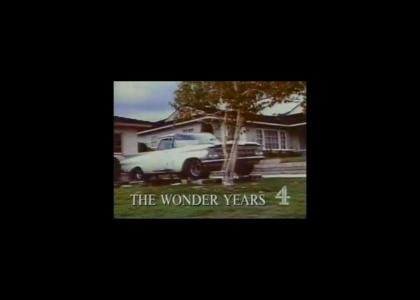 the newest Wonder Years movie