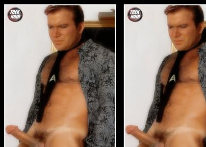 Captain Kirk Aroused