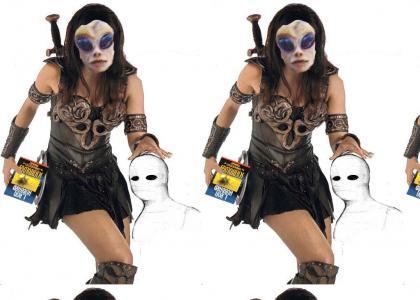 Xenu : Princess Warrior