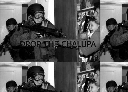 Mosh Girl Wants the Chapupa