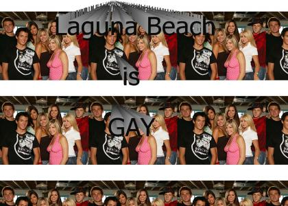 Laguna Beach Is Gay