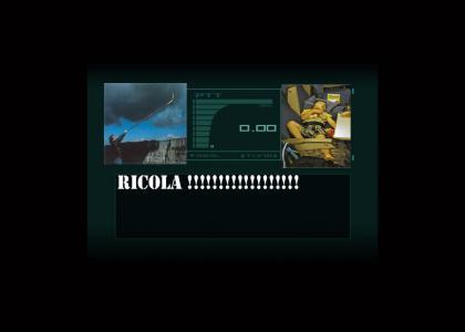 Metal Gear Ricola Overdose