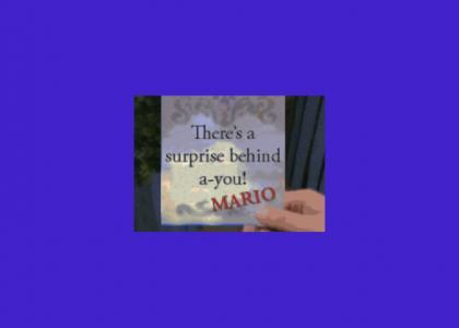 Super Mario Date