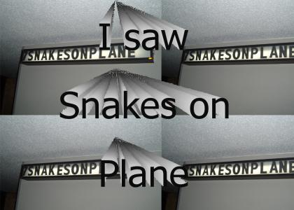 I didnt see Snakes on a Plane