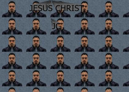 Jesus Christ, JC!