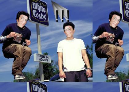 Harold and Kumar go to white cosby