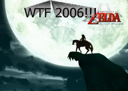 Where is Zelda Twilight Princess?? Delay???