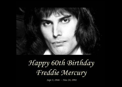 Happy B-day Freddie Mercury!