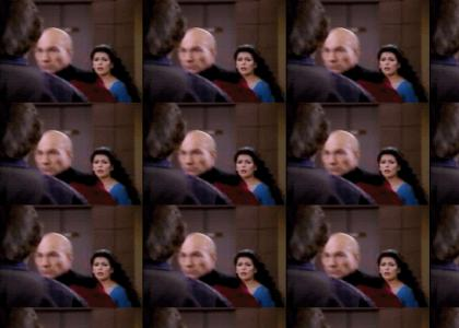 """Picard Said """"Knock You Out!""""-Update"""