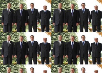 World Leader Muppets