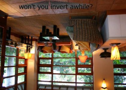 Upside Down Lounge
