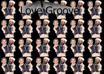 Osama & George love groove