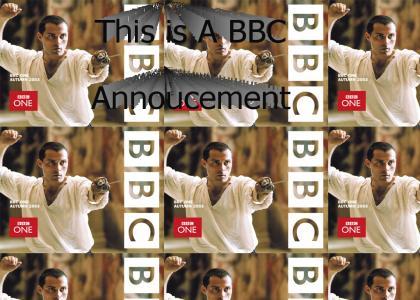 BBC Annoucement