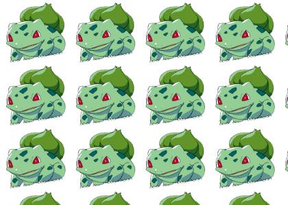 How bizarre, Bulbasaur