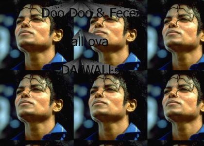 doodoo & feces all ova da walls