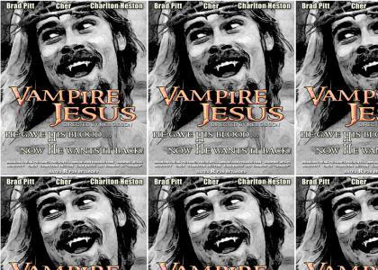 Vampire Jesus lol