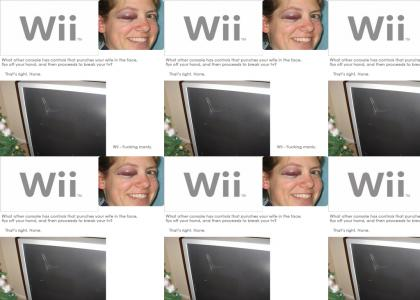 Wii - Manly Console