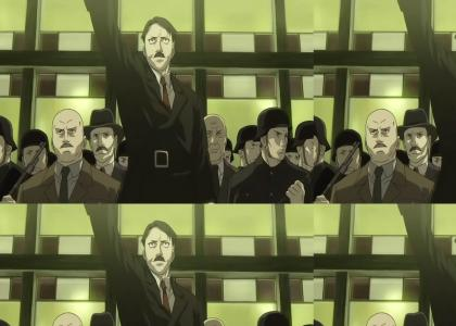 Anime Hitler Seizes Power