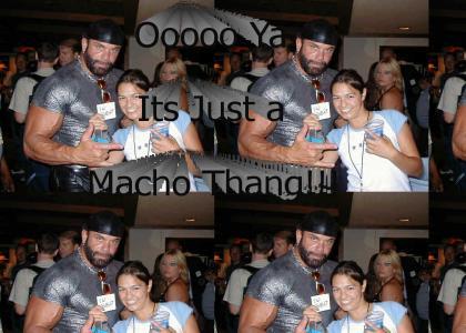 Its Just a Macho Thang