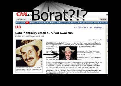 Borat???