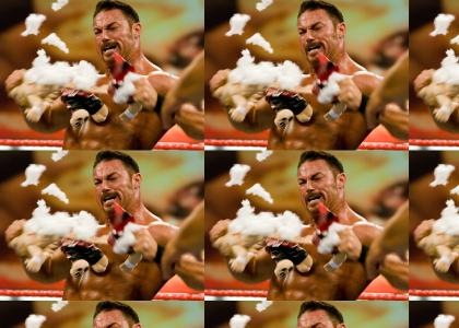 Rob Conway doesn't care about teddy bears