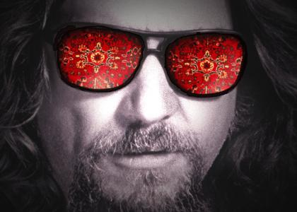 The Dude Stares Into Your (Carpet's) Soul